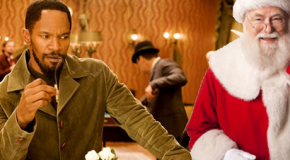 What's better about Dec 25th: Christmas or Django Unchained?