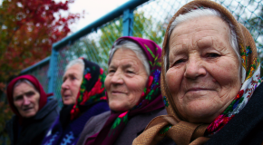"""""""Babushkas of Chernobyl"""" Podcast"""