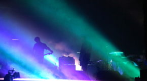 """""""Explosions In The Sky"""" Moogfest Gallery"""