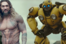 """Bumblebee / Aquaman"" Podcast"