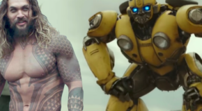 """Bumblebee / Aquaman"" Podcast"