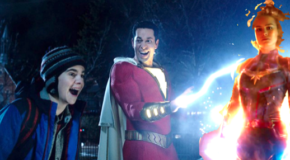 """Captain Marvel / Shazam!"" Podcast!"