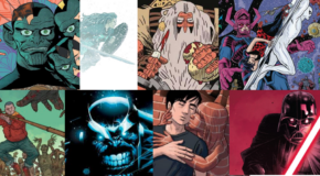 """""""BEST COMICS OF THE DECADE"""" Podcast!!!"""