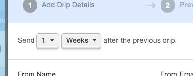 drip_interval