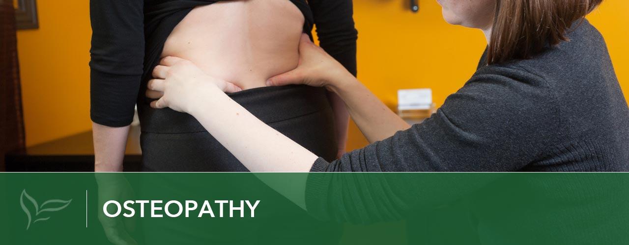 Header Osteopathy