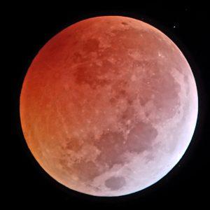 Lunar Eclipse from Jan. 21, 2019.