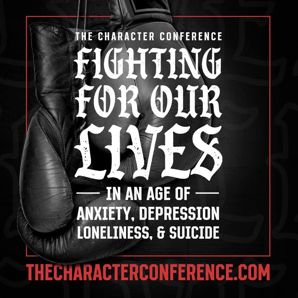 Character Conference 2019