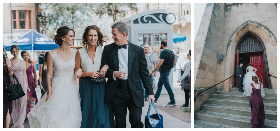 State Street Wedding