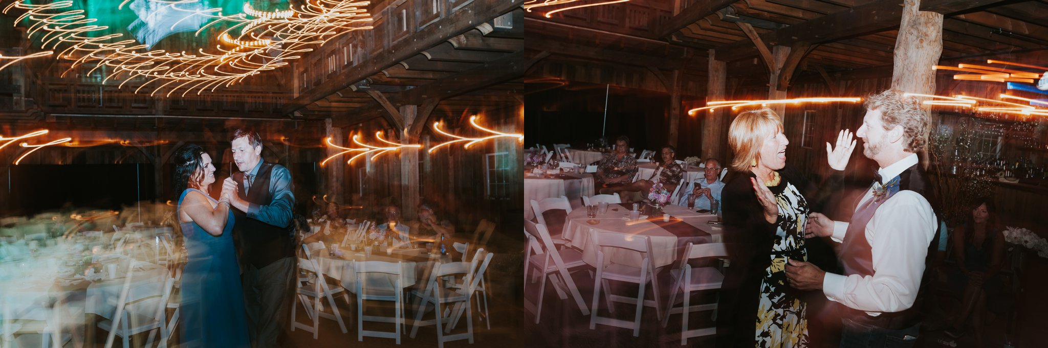 The Swan Barn Door Wedding