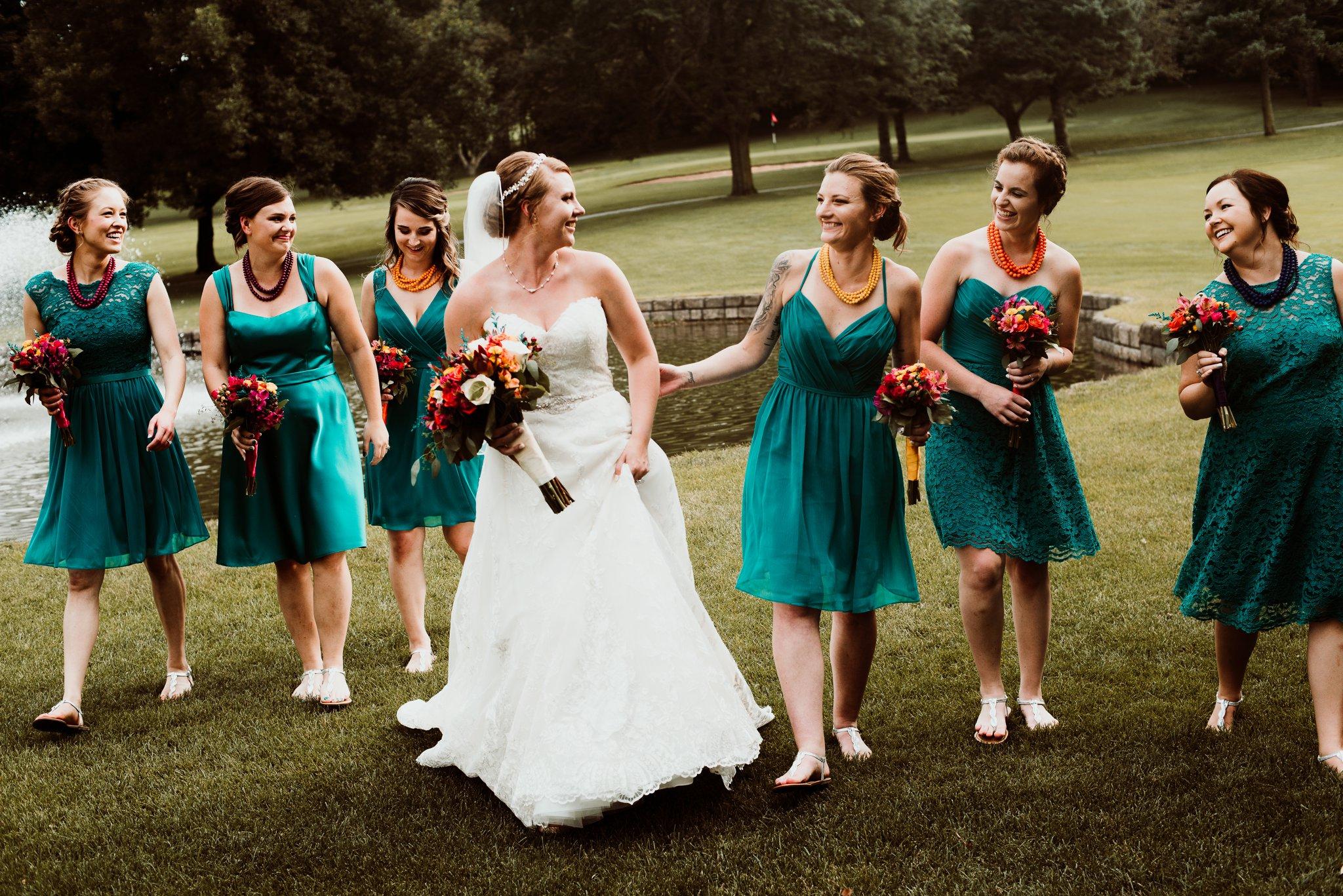 Stoughton Country Club Wedding