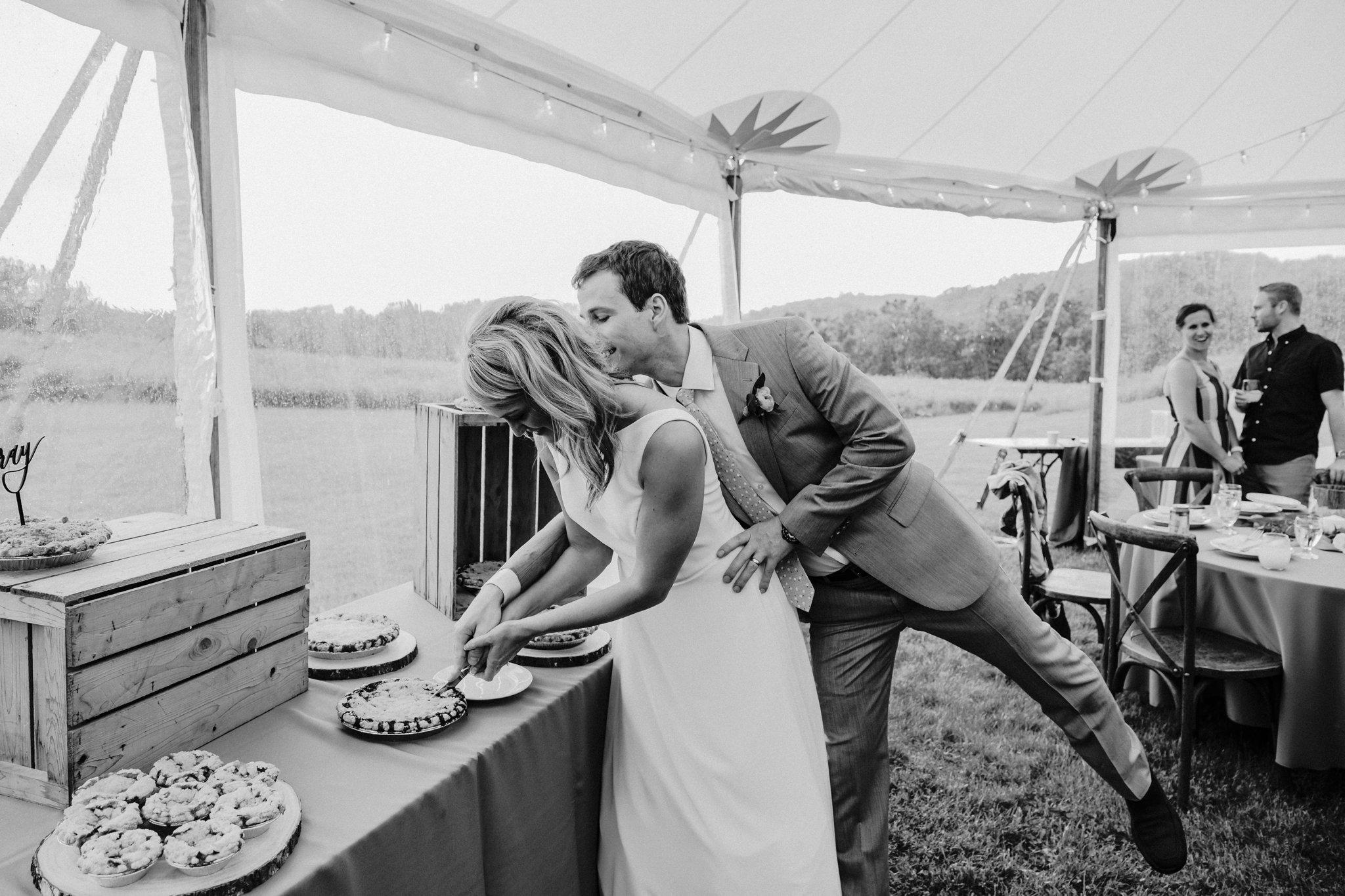 Mount Horeb Wisconsin Wedding