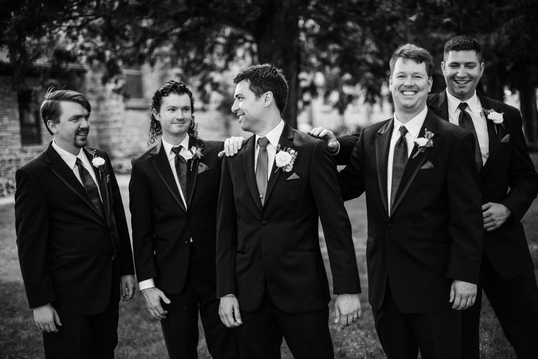 Catholic Wedding Madison
