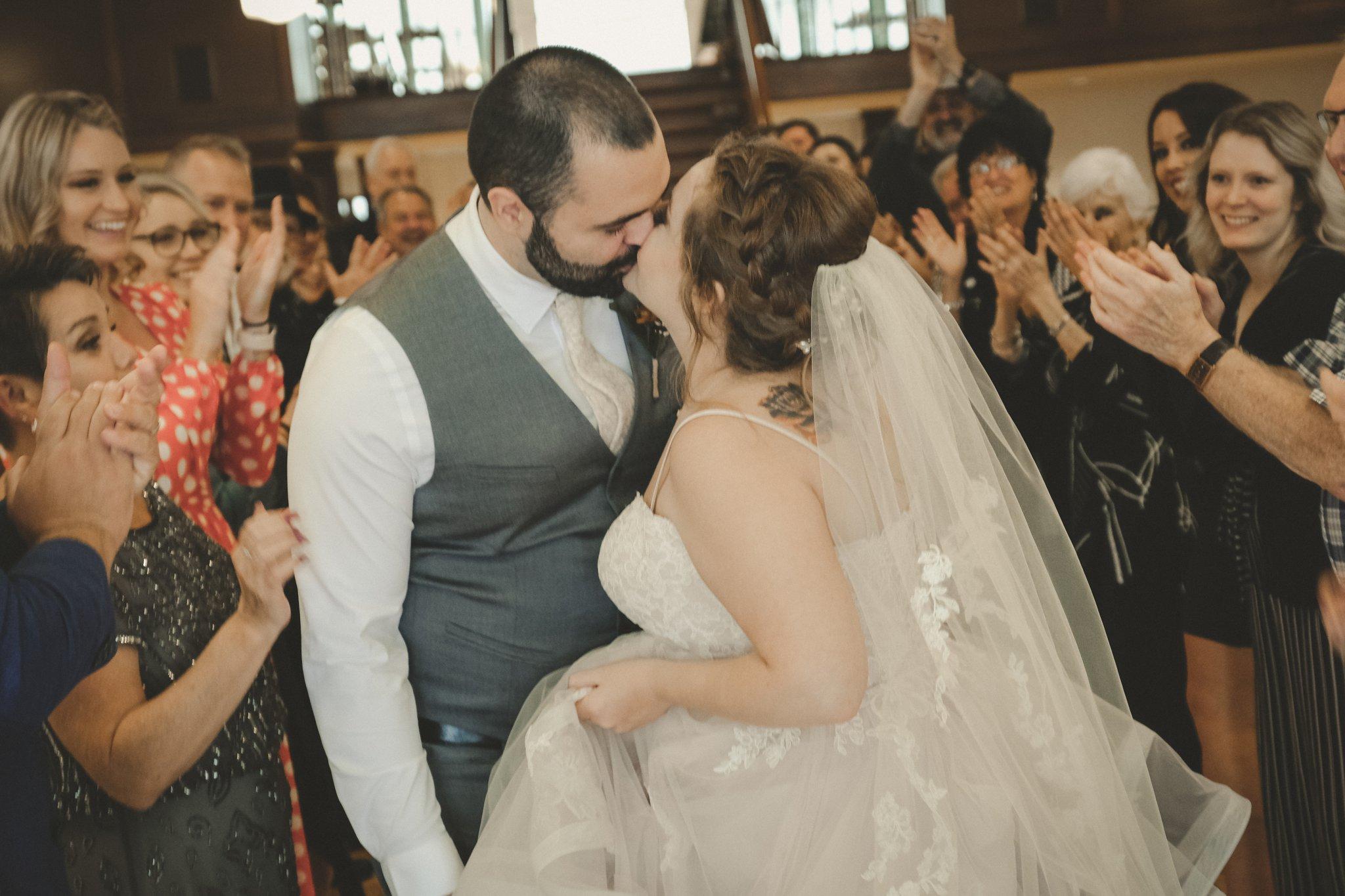 Chorus House Wedding
