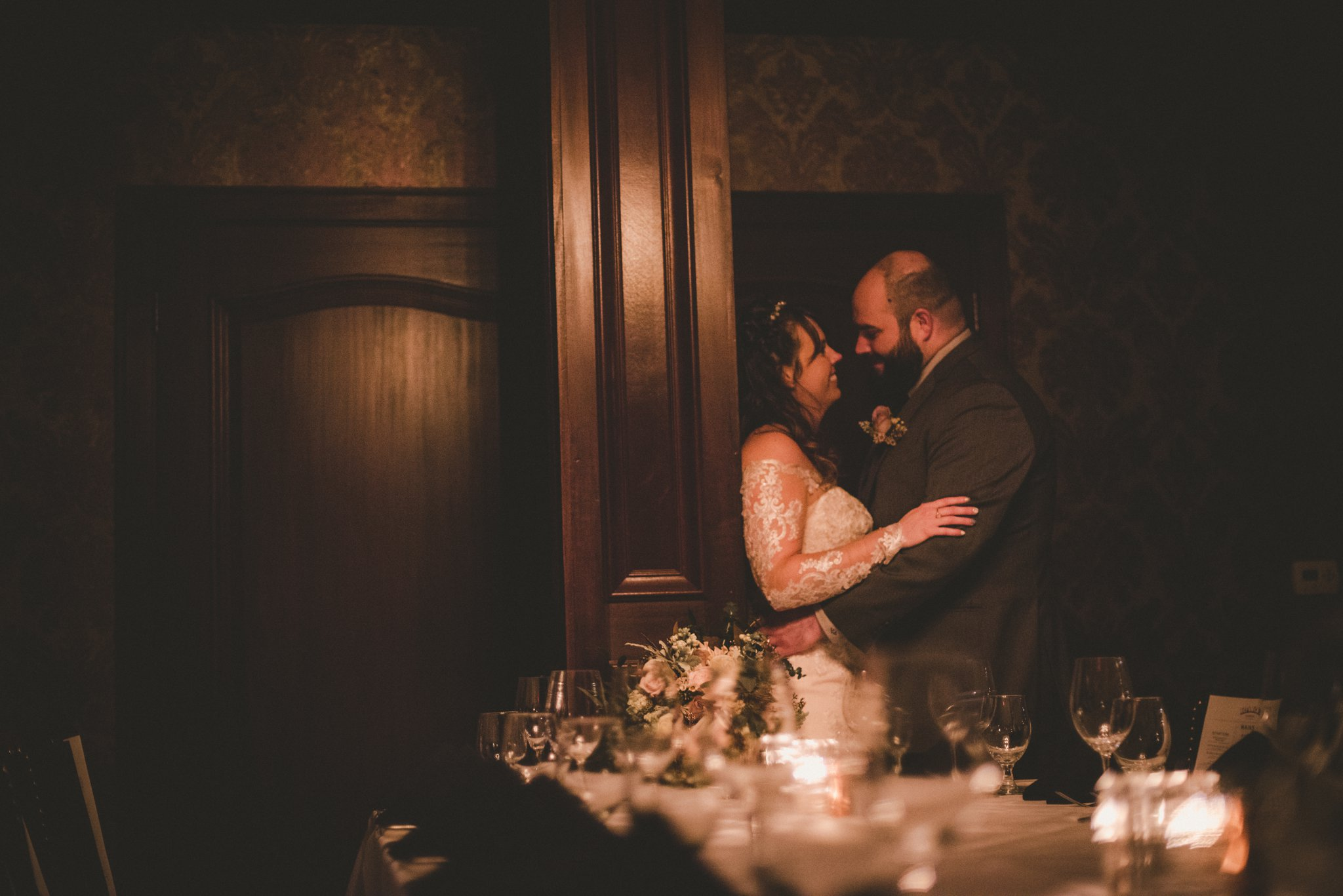 Stoughton Country Club Wedding