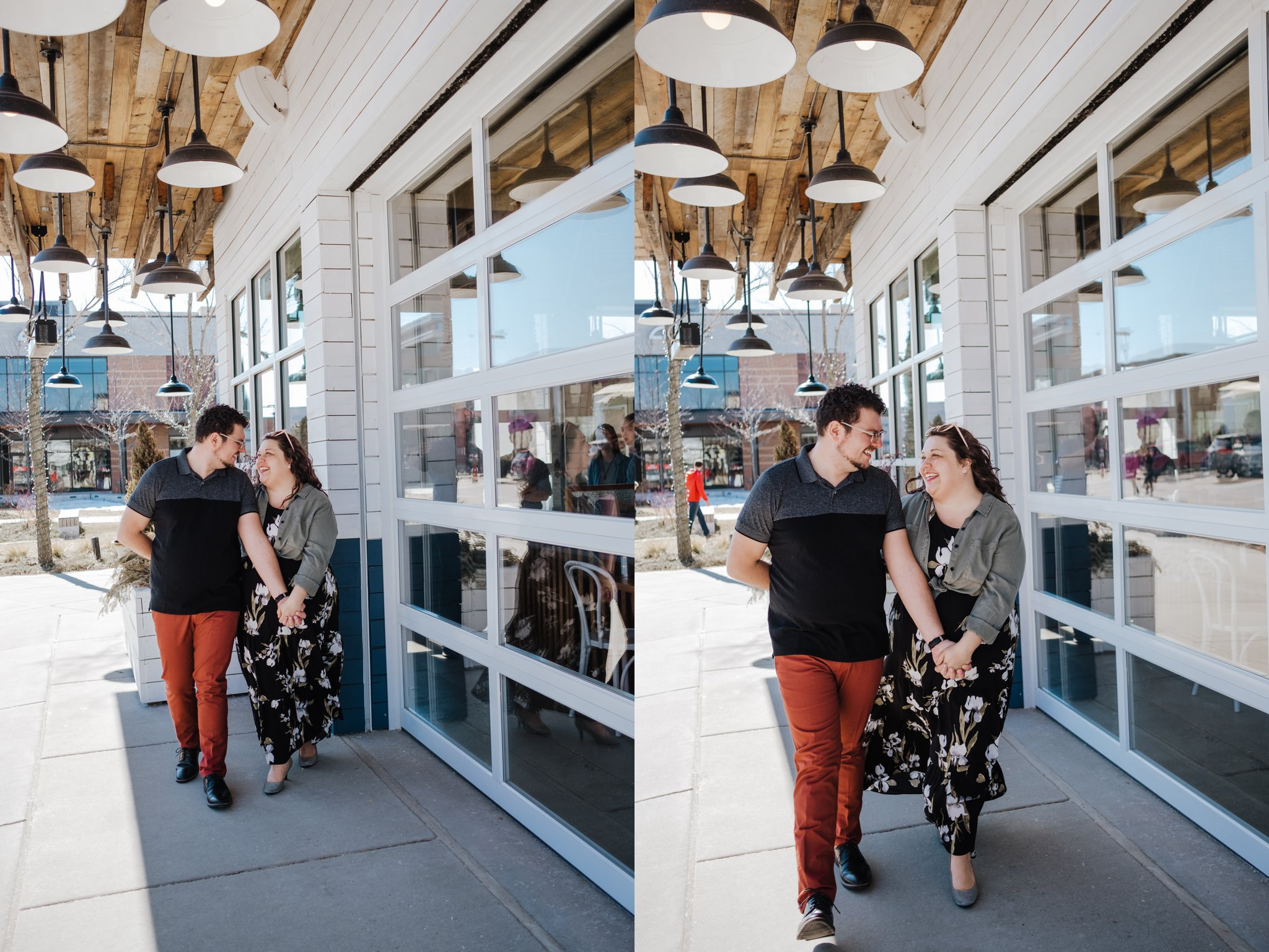 Hilldale Mall Engagement