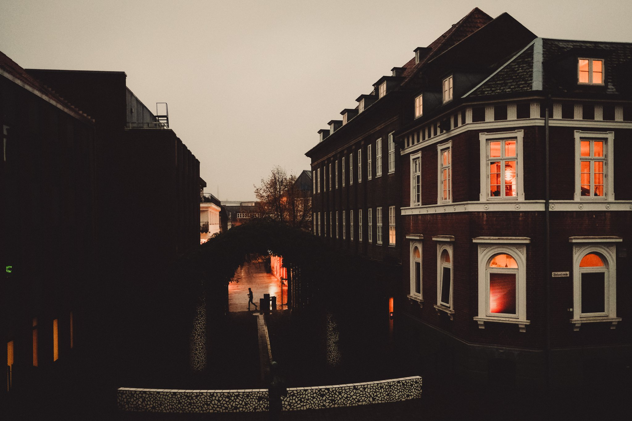 A Visit to Denmark in Fall - Karly Jo Photography