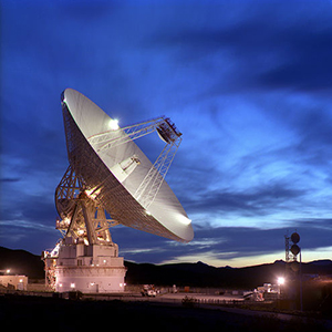 Deep Space Radio Telescope