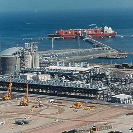 LNG Terminal Processing
