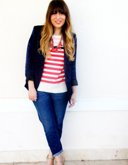 target stripe sweater2