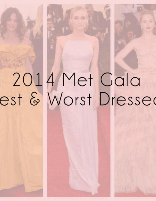 met gala best worst