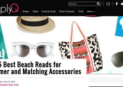simplyq beach reads