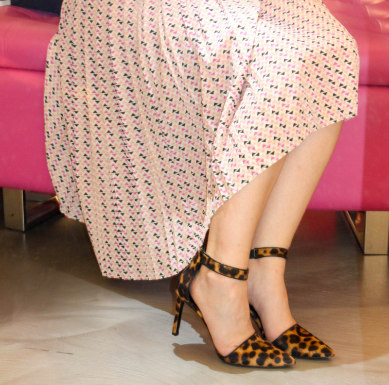 nine west cate, nine west instyle cate, nine west cate heels, ankle strap heels, leopard ankle strap heels, leopard ankle strap pumps,