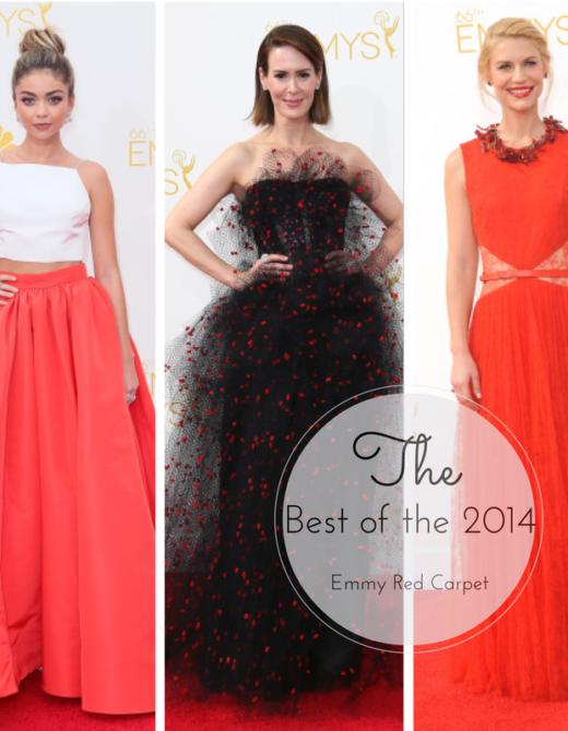emmy 2014 red carpet recap