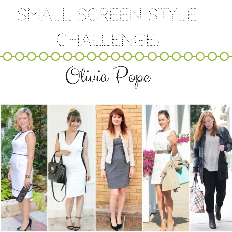 Small Screen Style Challenge(2)