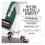 Nine West InStyle Miami Party