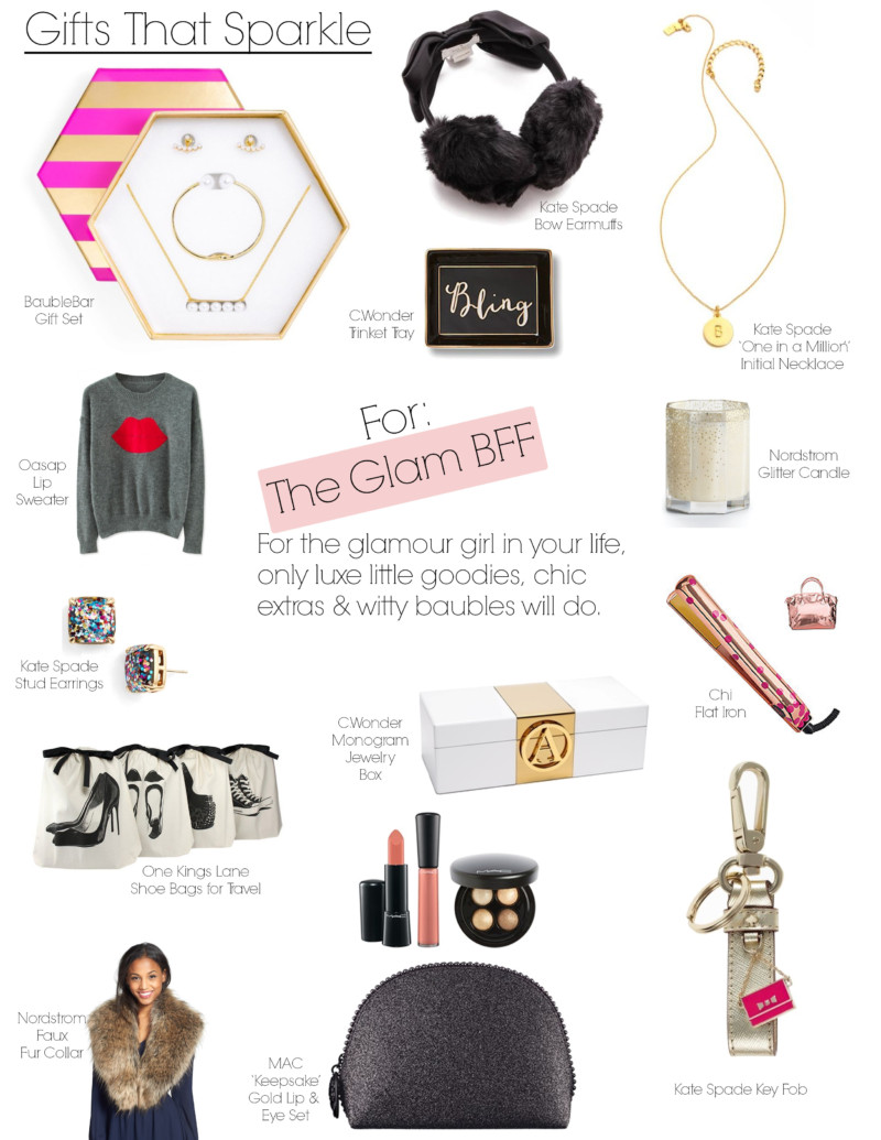 Gifts That Sparkle – The Glam BFF