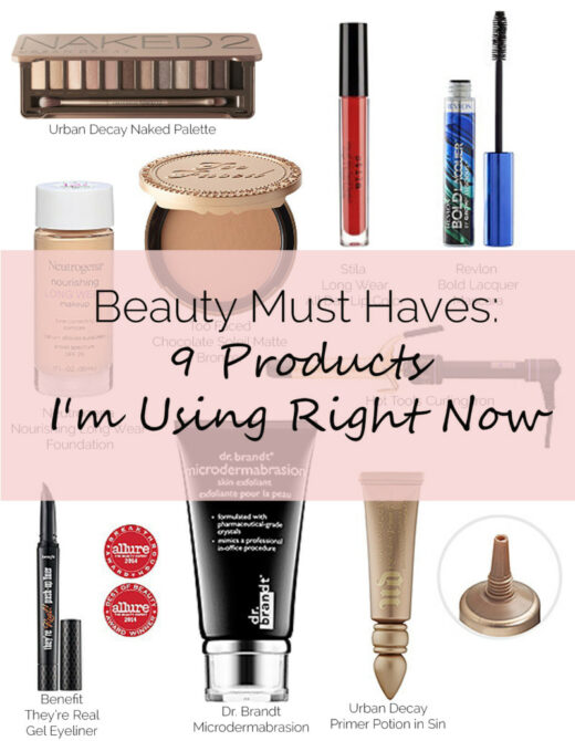 9 best beauty products