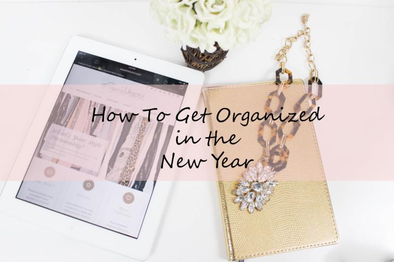 new year organized