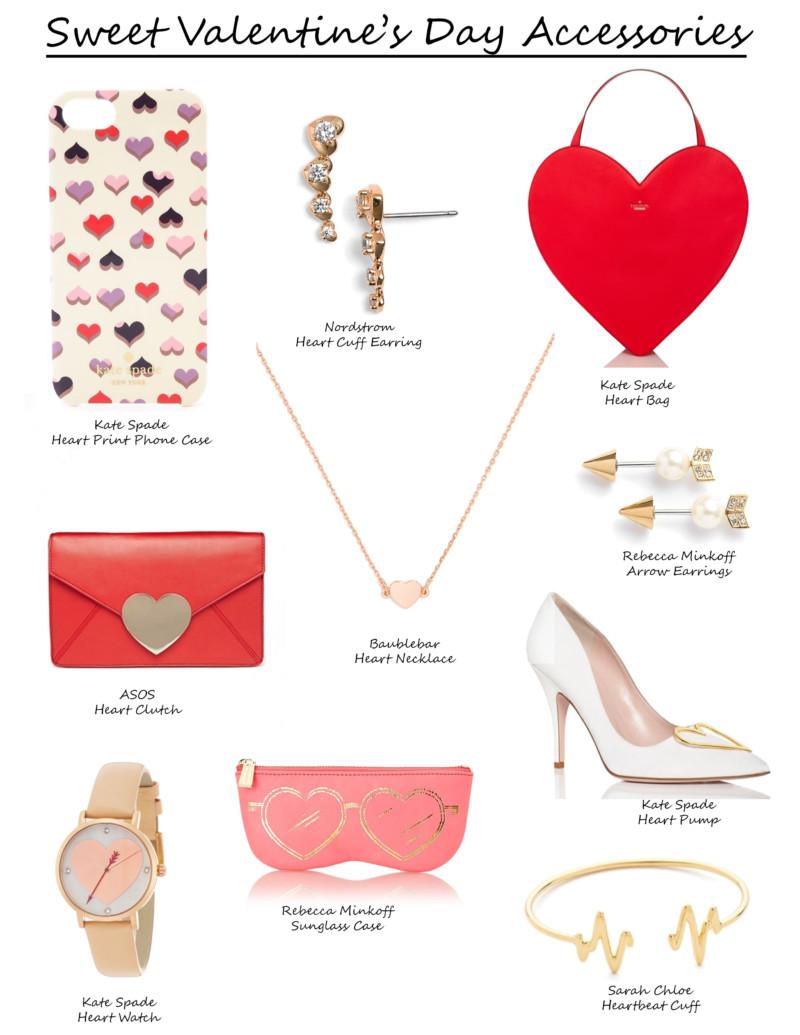 valentines day accessories