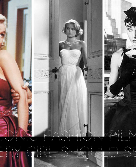 5 Iconic Fashion Films Every Girl Should
