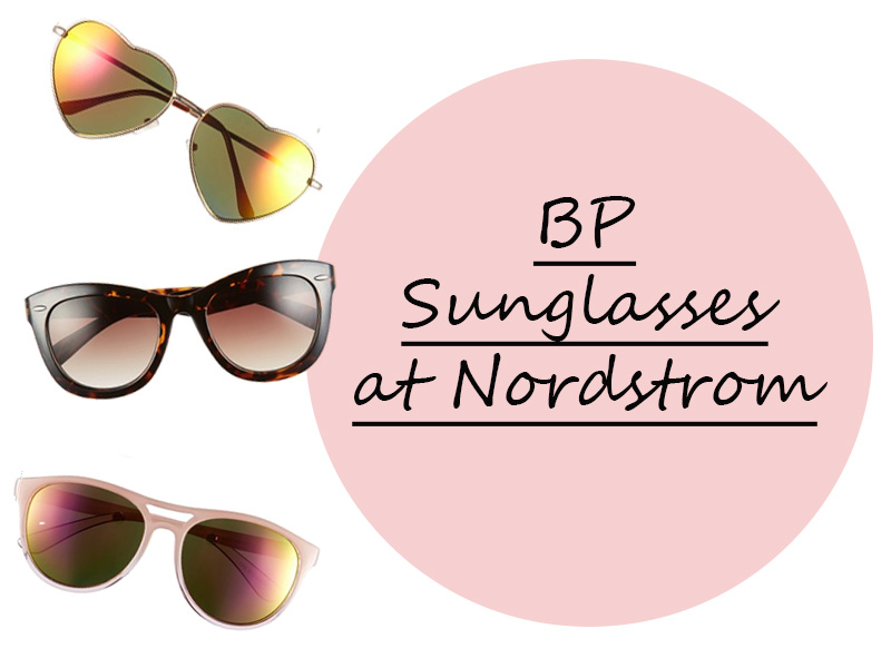 nordstrom bp sunglasses