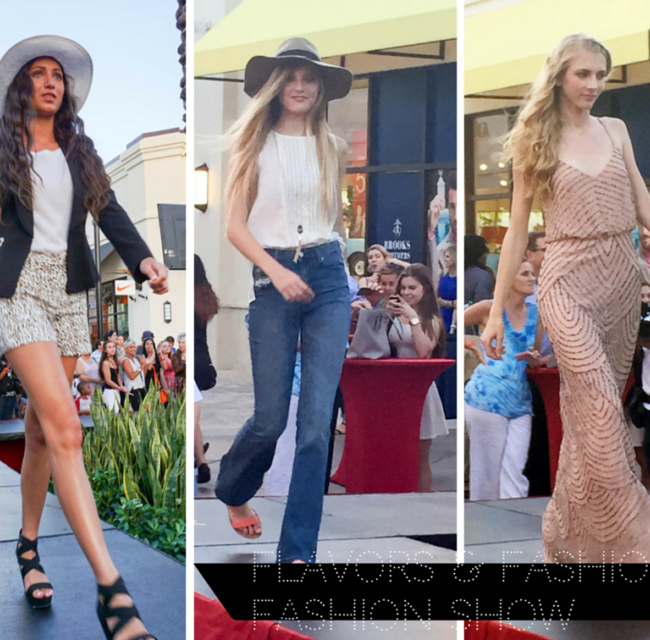 flavors & fashions at the palm beach outlets