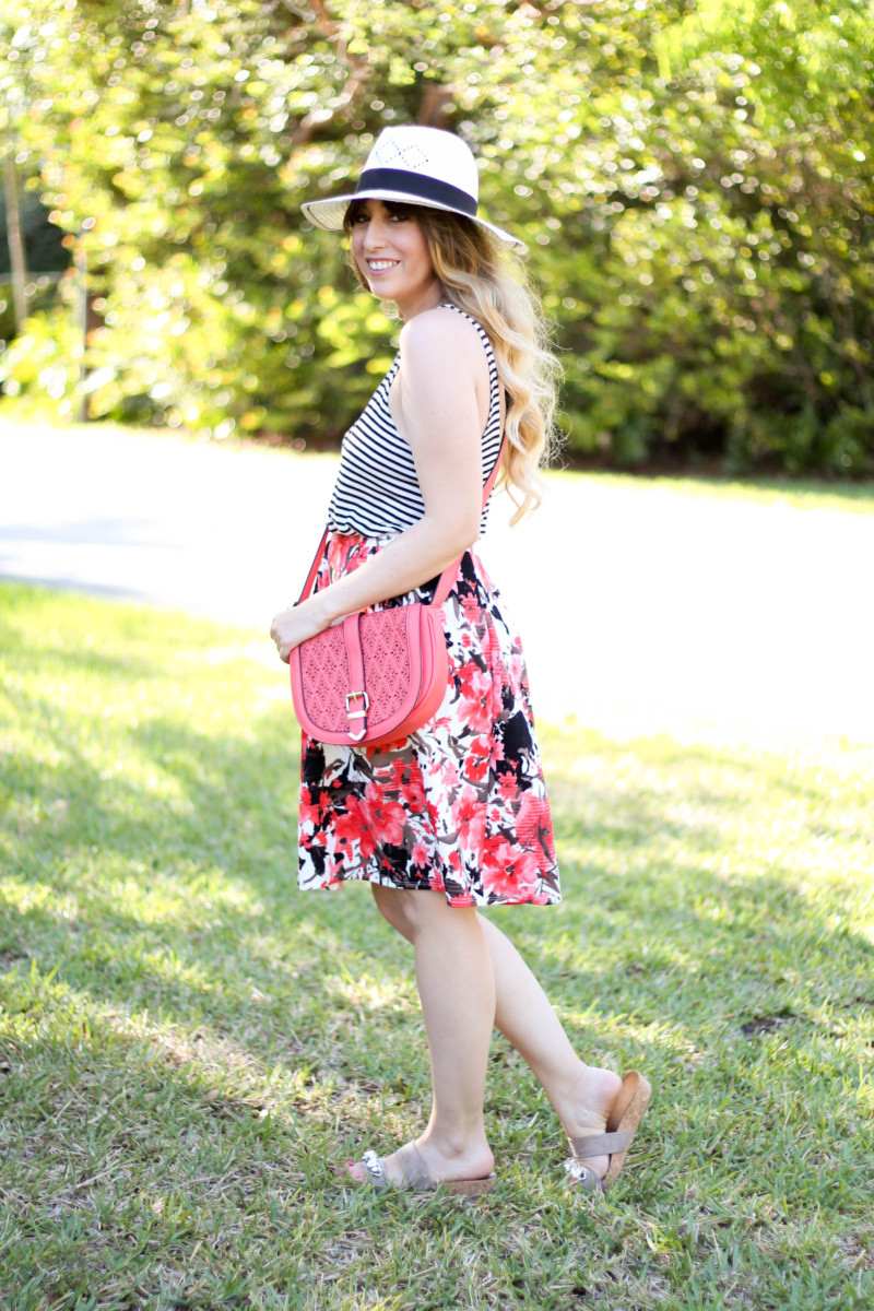Kohls Spring Trends Day to Night Floral (6 of 24)