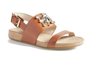Michael Kors footbed sandal