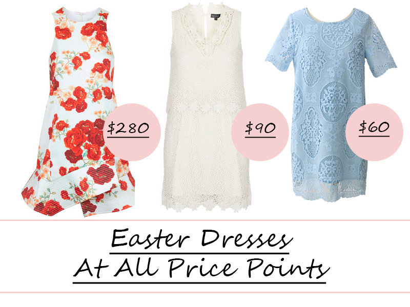easter dresses at all price points