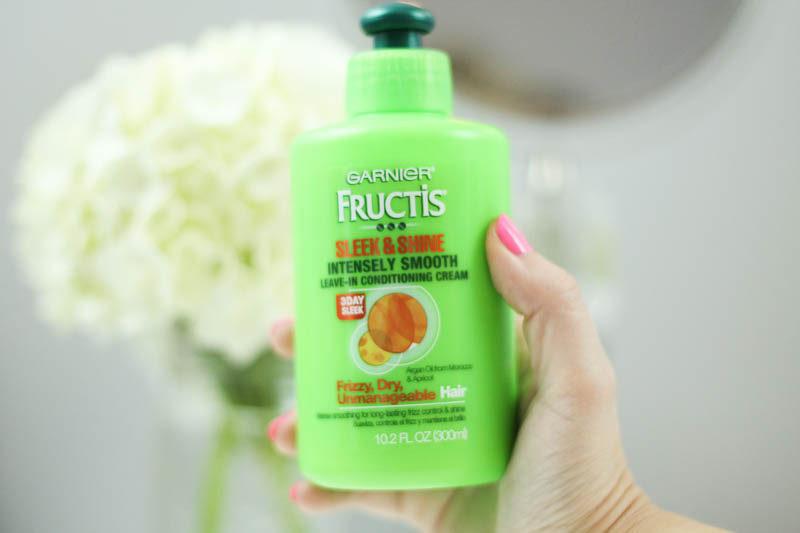 garnier fructis leave in conditioner (1 of 1)