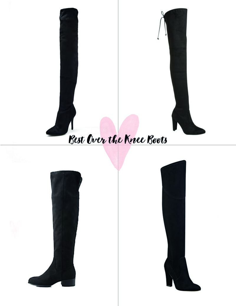 BEST OVER THE KNEE BOOTS