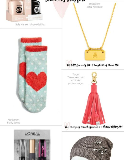 Gift Guide – Stocking Stuffers