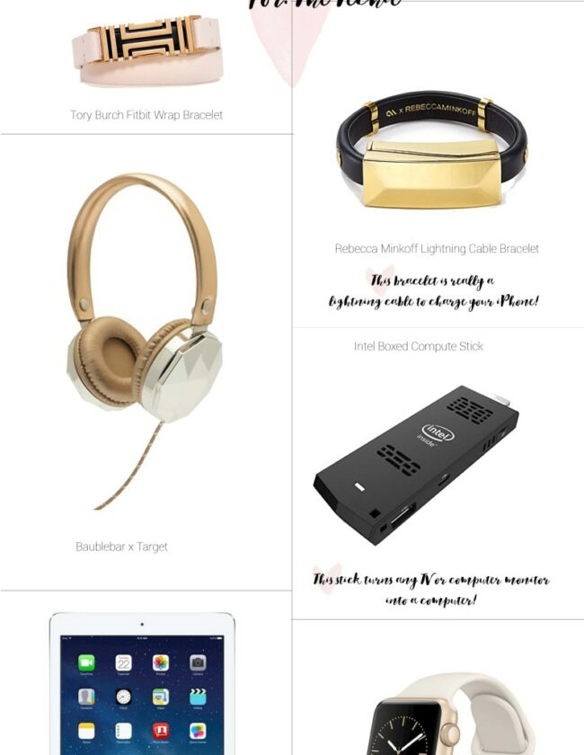 Gift Guide – Tech Gifts