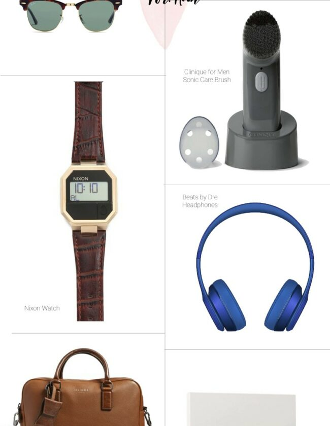 Gift Guide – for him