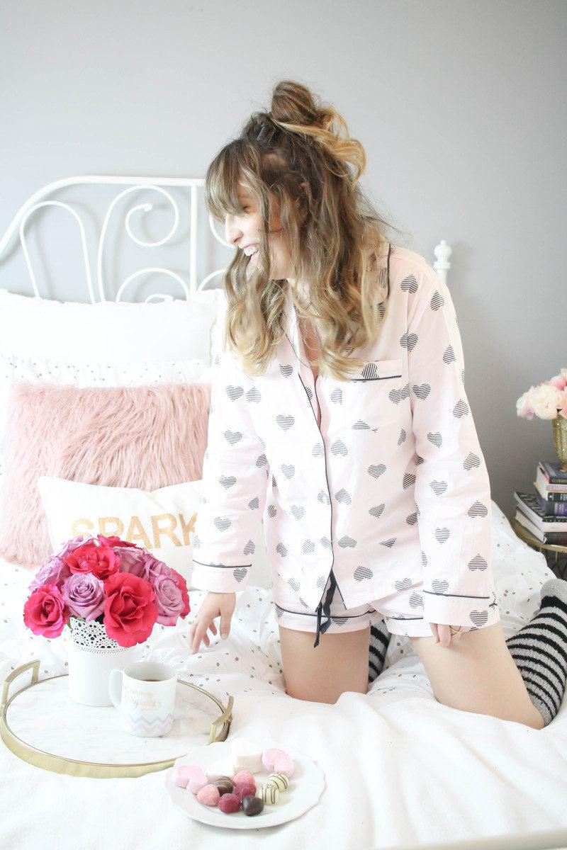 20b11ebf4e3d Cute Valentine s Day Pajamas • Stephanie Pernas
