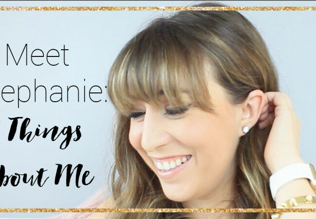 Meet Stephanie Video Cover