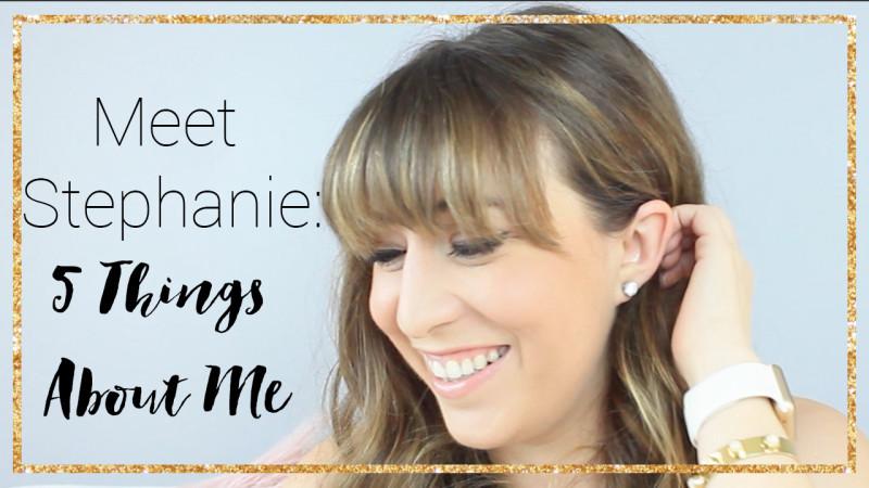 Meet Stephanie Video Cover
