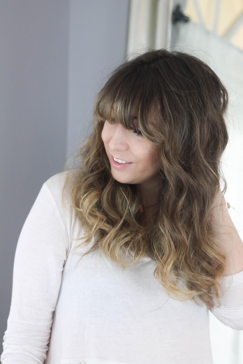 Goody Soft Waves Hair Tutorial-3