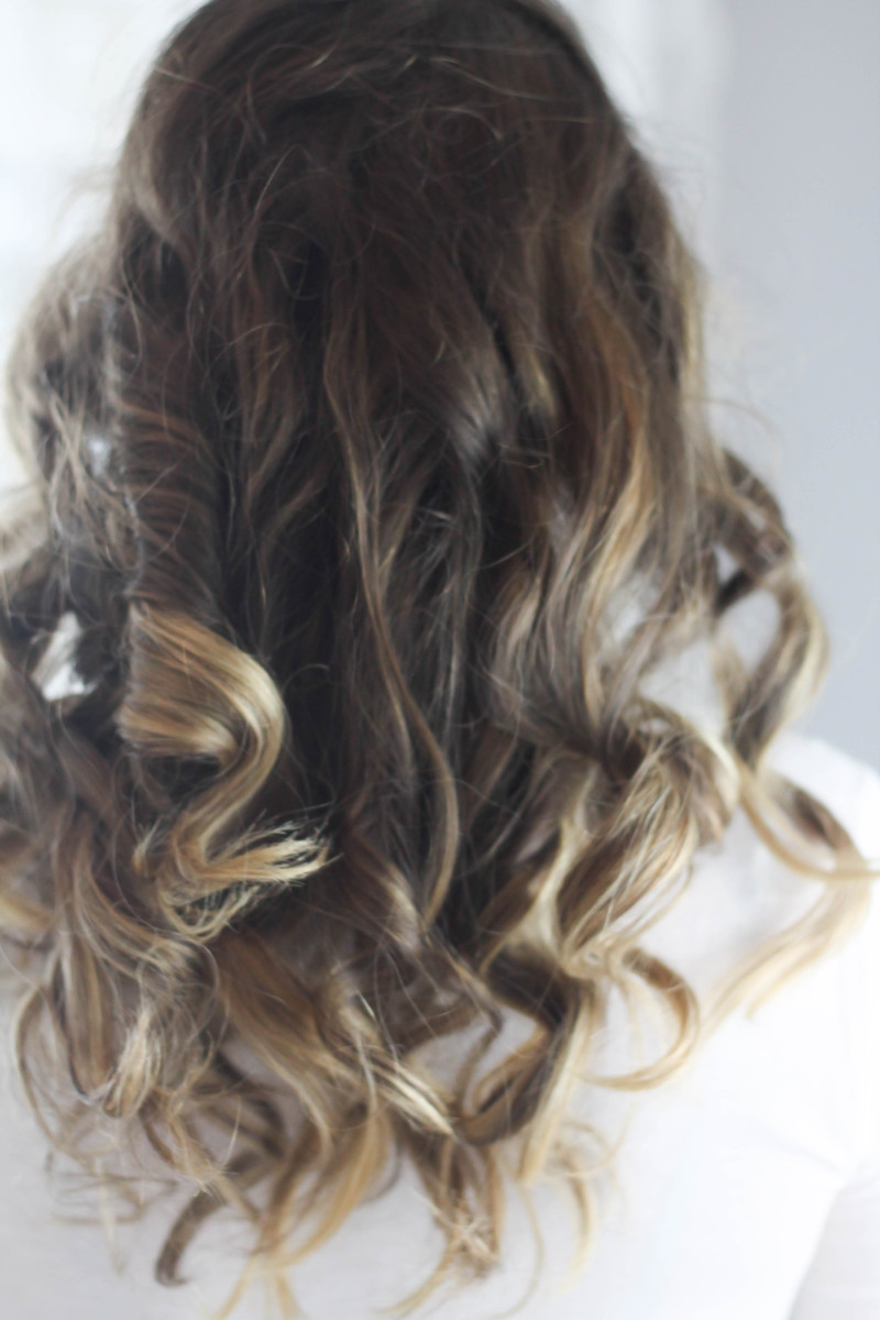 How to get soft waves-26