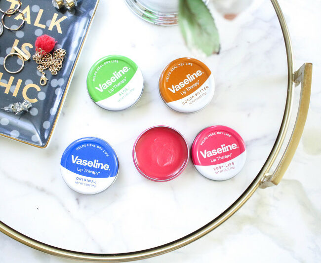 Vaseline Lip Therapy Tins-3